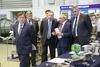 Полномочный представитель президента Российской Федерации в Центральном федеральном округе Александр Беглов посетил ОАО «НПО «Сатурн»